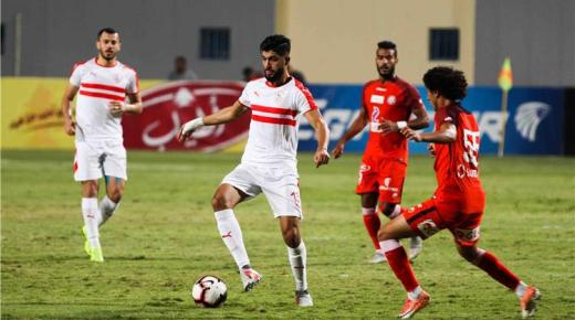 أهداف و ملخص مباراة الزمالك وحرس الحدود اليوم الأربعاء 5-2-2020 | الدوري المصري