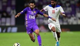 أهداف و ملخص مباراة العين والشارقة اليوم الجمعة 7-2-2020 | الدوري الإماراتي