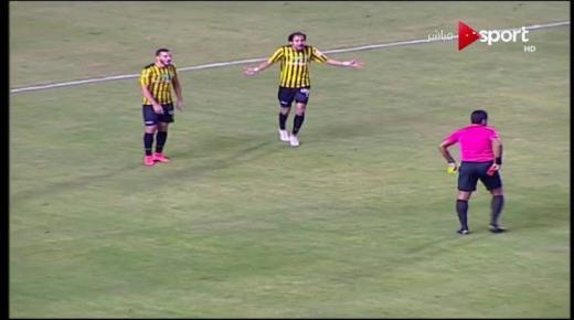 أهداف و ملخص مباراة المقاولون العرب وإنبي اليوم الاثنين 3-2-2020 | الدوري المصري