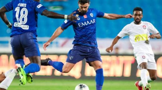 أهداف و ملخص مباراة الهلال والرائد اليوم الأربعاء 5-2-2020 | الدوري السعودي