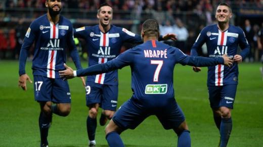 أهداف و ملخص مباراة باريس سان جيرمان وأميان اليوم السبت 15-2-2020 | الدوري الفرنسي