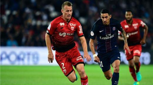 أهداف و ملخص مباراة باريس سان جيرمان وديجون اليوم الأربعاء 12-2-2020 | كأس فرنسا