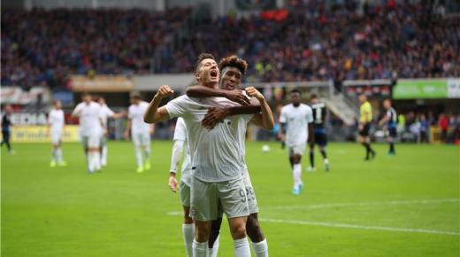 أهداف و ملخص مباراة بايرن ميونخ وبادربورن اليوم الجمعة 21-2-2020 | الدوري الألماني