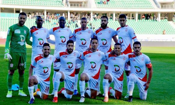 أهداف و ملخص مباراة حسنية اكادير واولمبيك خريبكة اليوم الأحد 23-2-2020   الدوري المغربي