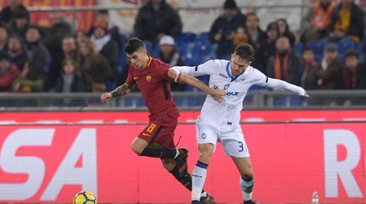 أهداف و ملخص مباراة روما وأتلانتا اليوم السبت 15-2-2020 | الدوري الإيطالي