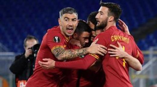 أهداف و ملخص مباراة روما وجينت اليوم الخميس 27-2-2020 | الدوري الأوروبي
