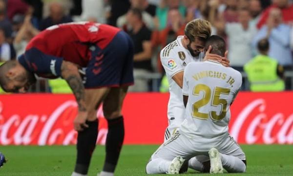أهداف و ملخص مباراة ريال مدريد وأوساسونا اليوم الأحد 9-2-2020 | الدوري الإسباني