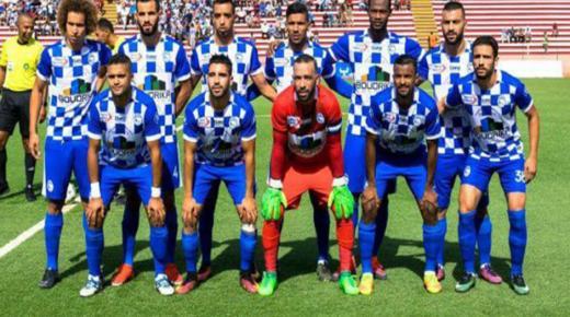 أهداف و ملخص مباراة مولودية وجدة وسريع وادي زم اليوم الجمعة 14-2-2020 | الدوري المغربي