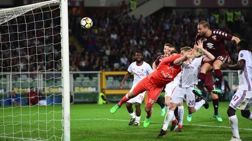 أهداف و ملخص مباراة ميلان وتورينو اليوم الاثنين 17-2-2020 | الدوري الإيطالي