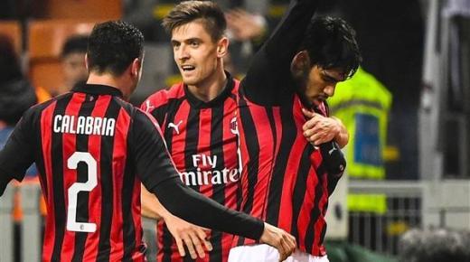 أهداف و ملخص مباراة ميلان وهيلاس فيرونا اليوم الأحد 2-2-2020 | الدوري الإيطالي