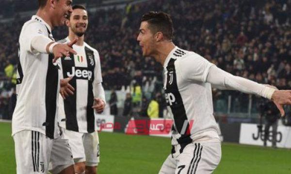 أهداف و ملخص مباراة يوفنتوس وهيلاس فيرونا اليوم السبت 8-2-2020   الدوري الإيطالي