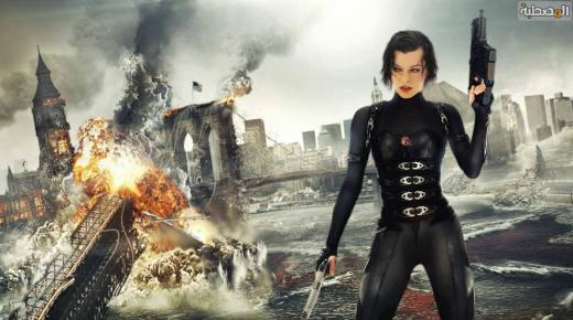 فيلم Resident Evil: Retribution (2012) مترجم