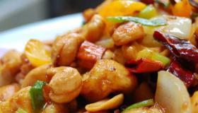طريقة تحضير الدجاج الصيني بالخضار