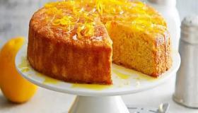 طريقة تحضير كيكة البرتقال اللذيذة