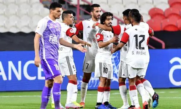 أهداف و ملخص مباراة الجزيرة والعين اليوم السبت 14-3-2020   الدوري الإماراتي