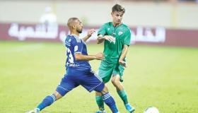 أهداف و ملخص مباراة النصر وخورفكان اليوم الجمعة 13-3-2020 | الدوري الإماراتي