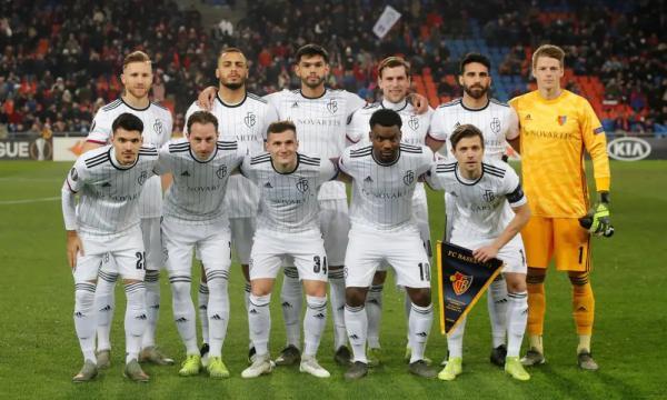 أهداف و ملخص مباراة بازل واينتراخت فرانكفورت اليوم الخميس 12-3-2020   الدوري الأوروبي