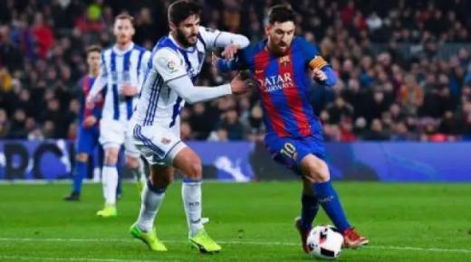 أهداف و ملخص مباراة برشلونة وريال سوسيداد اليوم السبت 7-3-2020   الدوري الإسباني