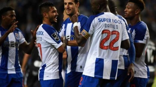أهداف و ملخص مباراة بورتو وسانتا كلارا اليوم الاثنين 2-3-2020 | الدوري البرتغالي