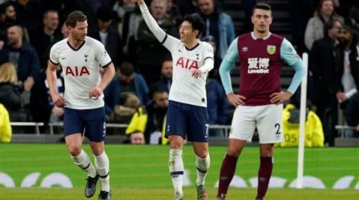 أهداف و ملخص مباراة توتنهام وبيرنلي اليوم السبت 7-3-2020 | الدوري الإنجليزي