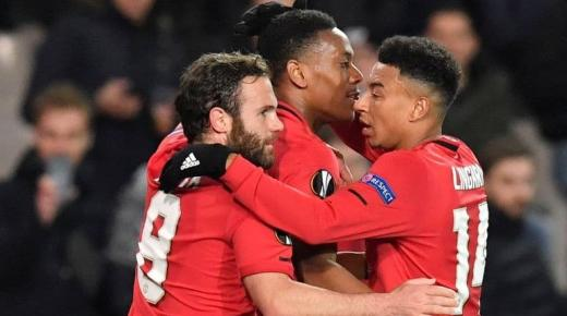 أهداف و ملخص مباراة مانشستر يونايتد ولاسك لينز اليوم الخميس 12-3-2020 | الدوري الأوروبي