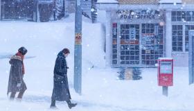 فيلم Moonlit Winter (2019) مترجم