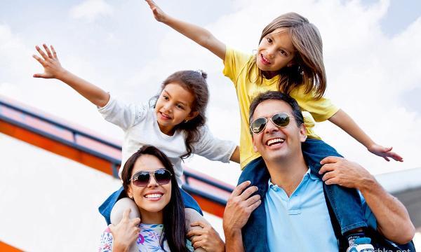 فوائد الرحلات العائلية
