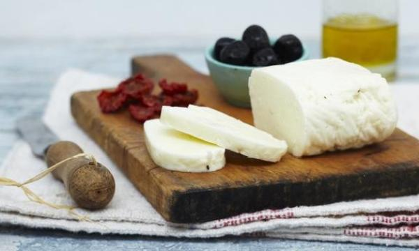 الجبنة الحلوم بوصفات لذيذة