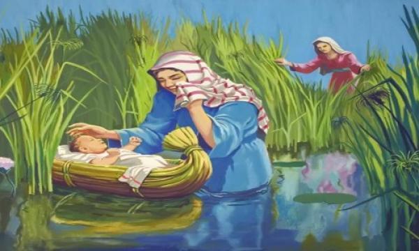 قصة ميلاد موسى عليه السلام