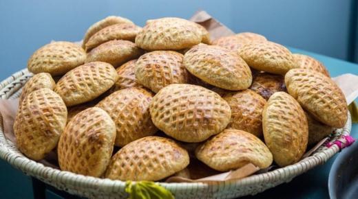 حلويات لذيذة من المطبخ السعودي