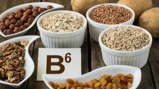 أعراض نقص فيتامين ب 6 بجسم الإنسان