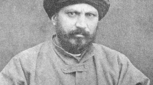 نشأة جمال الدين الأفغاني
