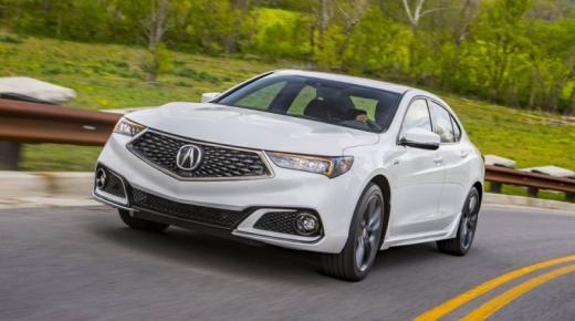 مواصفات وأسعار سيارة أكيورا Acura TLX 2019 فى السعودية