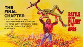 فيلم Battle for the Planet of the Apes (1973) مترجم