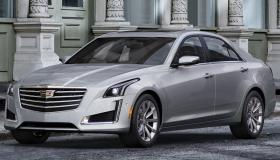 مواصفات وأسعار سيارة كاديلاك Cadillac CTS 2019 فى السعودية