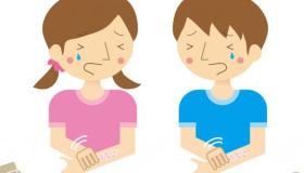 أعراض حساسية الطعام