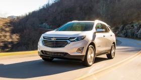 مواصفات سيارة شيفروليه اكوينوكس Chevrolet Equinox 2019 الفئة الأولى LT