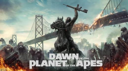 فيلم Dawn of the Planet of the Apes (2014) مترجم