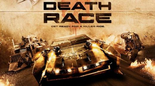فيلم Death Race 4: Beyond Anarchy (2018) مترجم