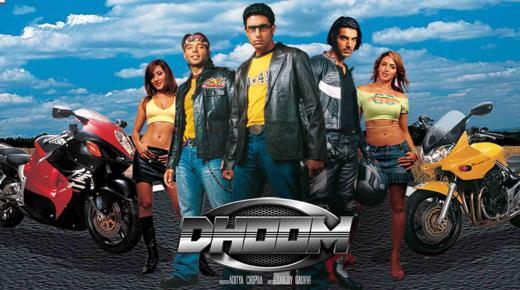فيلم Dhoom (2004) مترجم