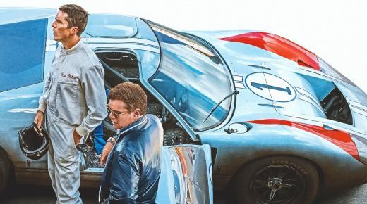 فيلم Ford v Ferrari (2019) مترجم