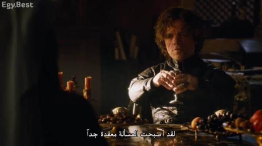 مسلسل Game of Thrones الموسم 3 الحلقة 5 مترجمة