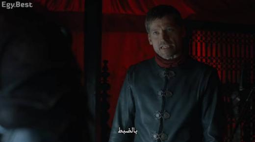 مسلسل Game of Thrones الموسم 6 الحلقة 8 مترجمة