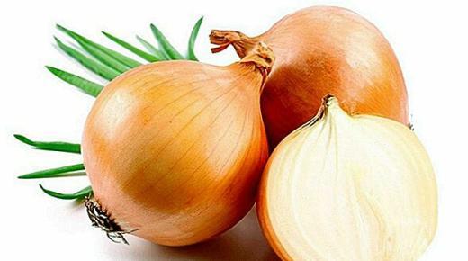 خصائص استخدام البصل للشعر