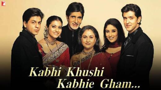 فيلم Kabhi Khushi Kabhie Gham… (2001) مترجم