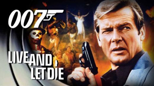 فيلم Live and Let Die (1973) مترجم