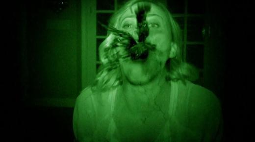 فيلم Paranormal Activity: The Ghost Dimension (2015) مترجم