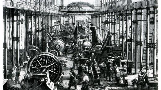 الثورة الصناعية .. السلبيات وآفاق المستقبل