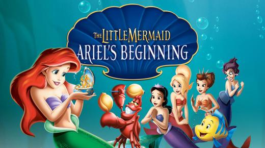 فيلم The Little Mermaid: Ariel's Beginning (2008) مترجم