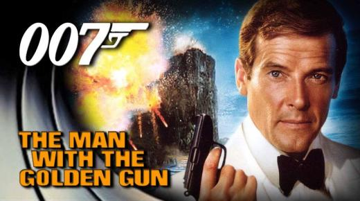 فيلم The Man with the Golden Gun (1974) مترجم